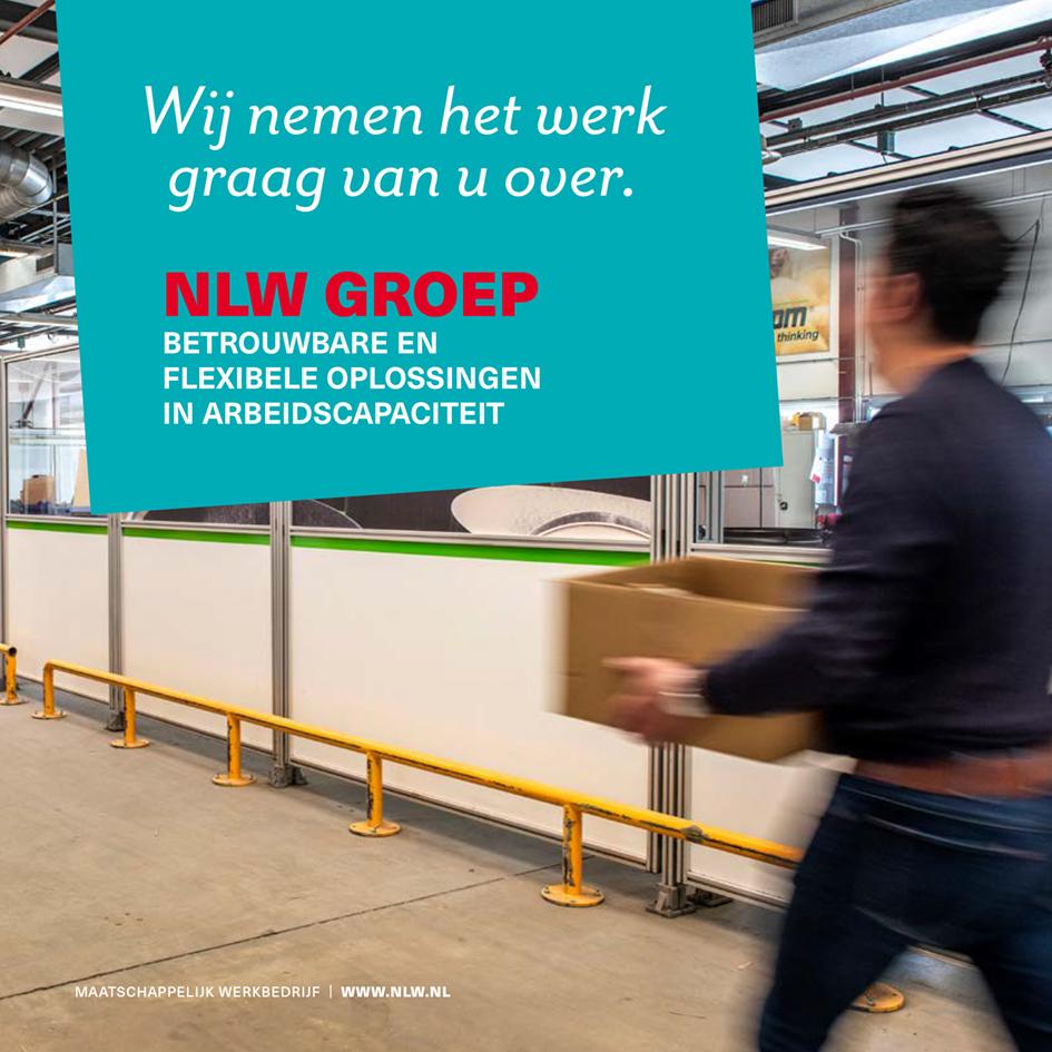 Download onze brochure 'Wij nemen het werk graag van u over'